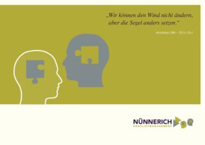 Klaus Nünnerich Konfliktmanagement, Mediation, Coaching